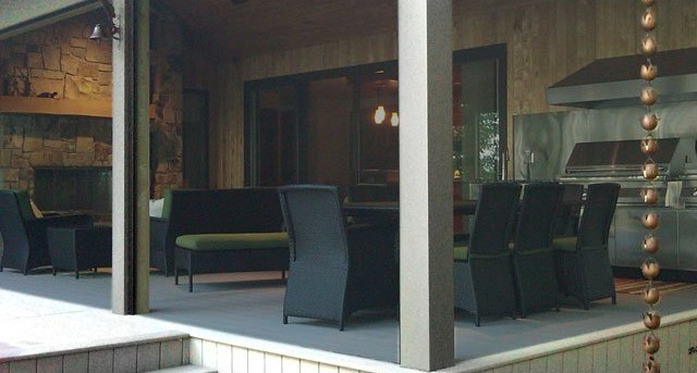 Durascreens fixed and motorized retractable screens.